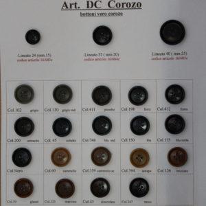 Кнопки Corozo
