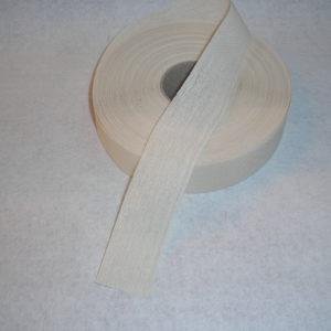 cinta de fijación del pantalón, dentro del cinturón